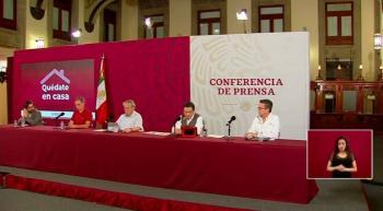 """Inicia la jornada de reclutamiento """"México contra el COVID-19"""