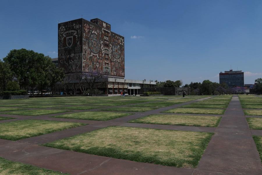 UNAM denuncia incendios provocados en Acatlán