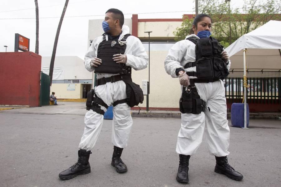 Se informa de tres muertos por Covid-19 en Nuevo León