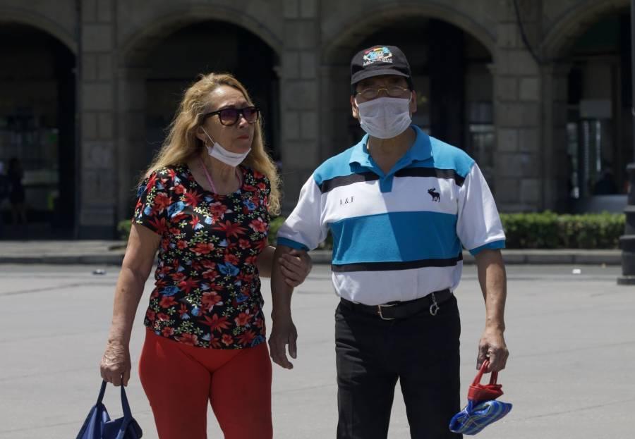 Llaman autoridades a protegerse de las altas temperaturas en CDMX