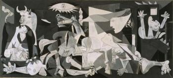 Descubre el Guernica de Picasso desde tu casa