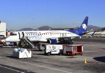 Aeroméxico suspenderá ruta CDMX-Madrid por el coronavirus