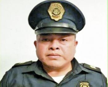 Muere policía por Covid; resguardó el Vive Latino