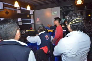 Verifican en Puebla cumplimiento de medidas por Covid-19