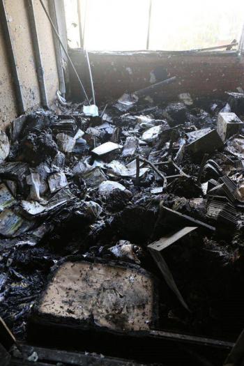 Presenta UNAM denuncias por incendio provocado en la FES-Acatlán