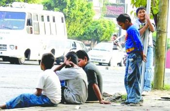 Niños en situación de calle, entre los más vulnerables al Covid: expertos