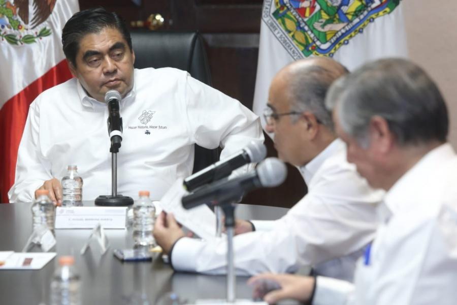 Barbosa pide a ediles alejarse de criminales