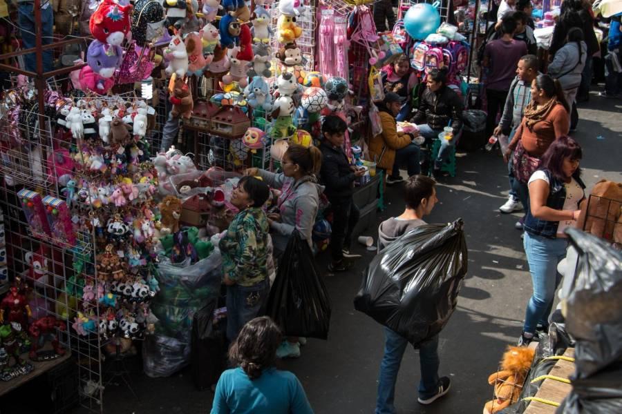 Pandemia cierra Mercado de Sonora