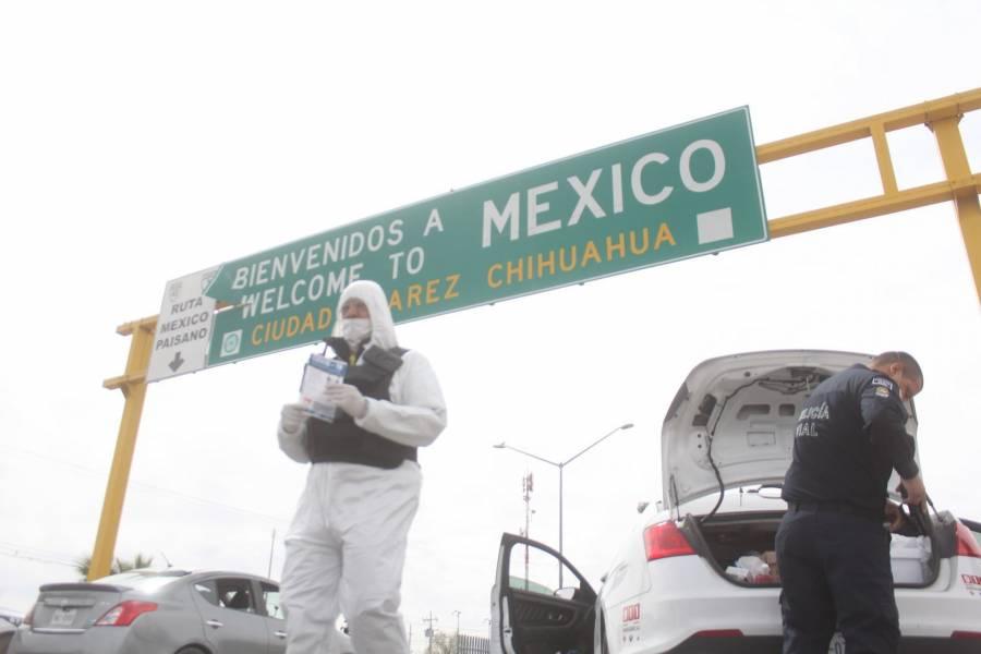 Reportan dos muertes por Covid-19 en Ciudad Juárez