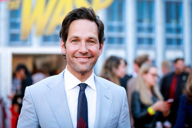 Felices 51 años a Paul Rudd