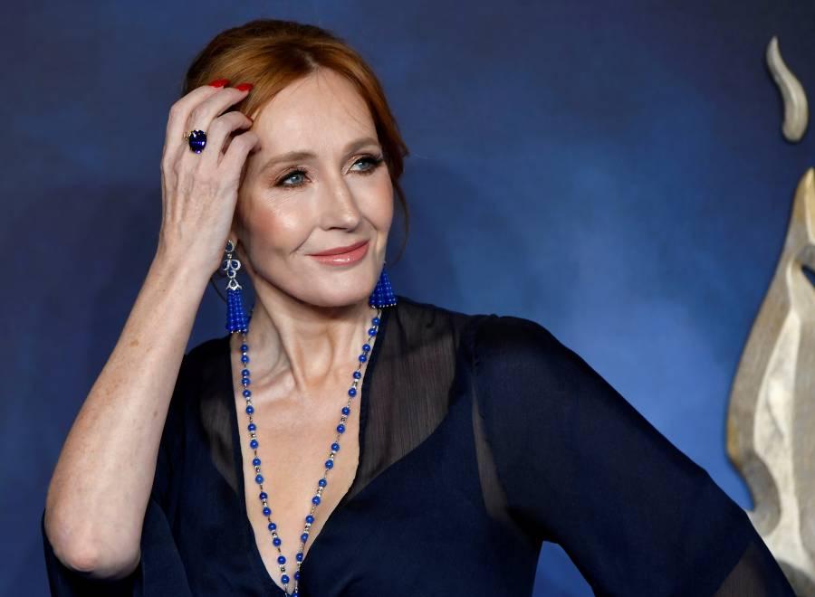 J.K. Rowling se recupera de presuntos síntomas de Covid-19