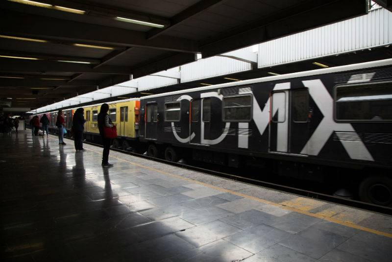 Fallece usuario del STC Metro en estación de la Línea B