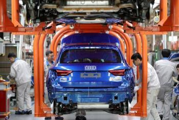 Venta de autos en México cae 25.53% en marzo