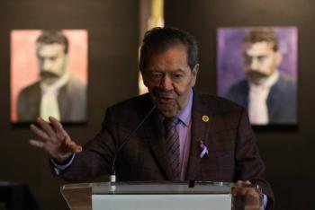 Muñoz Ledo cree que AMLO no hizo una propuesta económica, mas bien dio un informe de Covid-19
