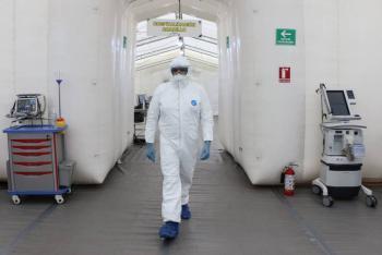 Planean habilitar hoteles y gimnasios como hospitales ante pandemia
