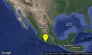 Se registra sismo de 5.2 en Guerrero, perceptible en CDMX