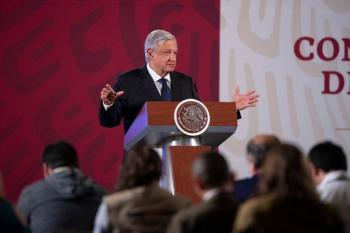 Propone AMLO Plan Marshall para ayudar en la recuperación económica de países pobres
