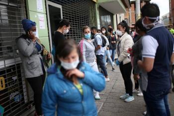 Colombia extiende cuarentena hasta el 27 de abril