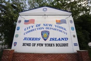 En Nueva York muere el primer recluso por coronavirus