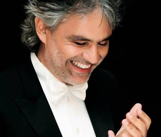 Andrea Bocelli brindará concierto desde catedral en Italia