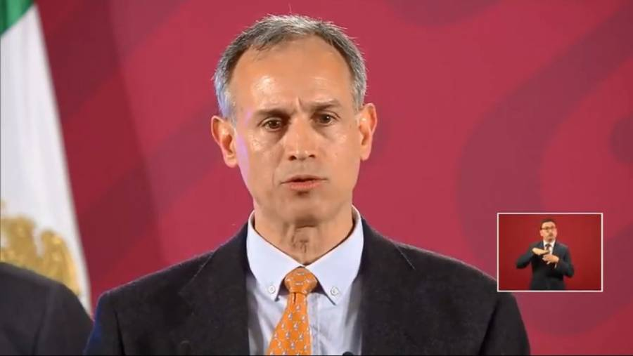 López- Gatell afirmó no tener la 'Cifra Negra' de casos por Covid-19 en México