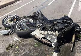 Policías mueren en accidente de motocicleta en Iztapalapa