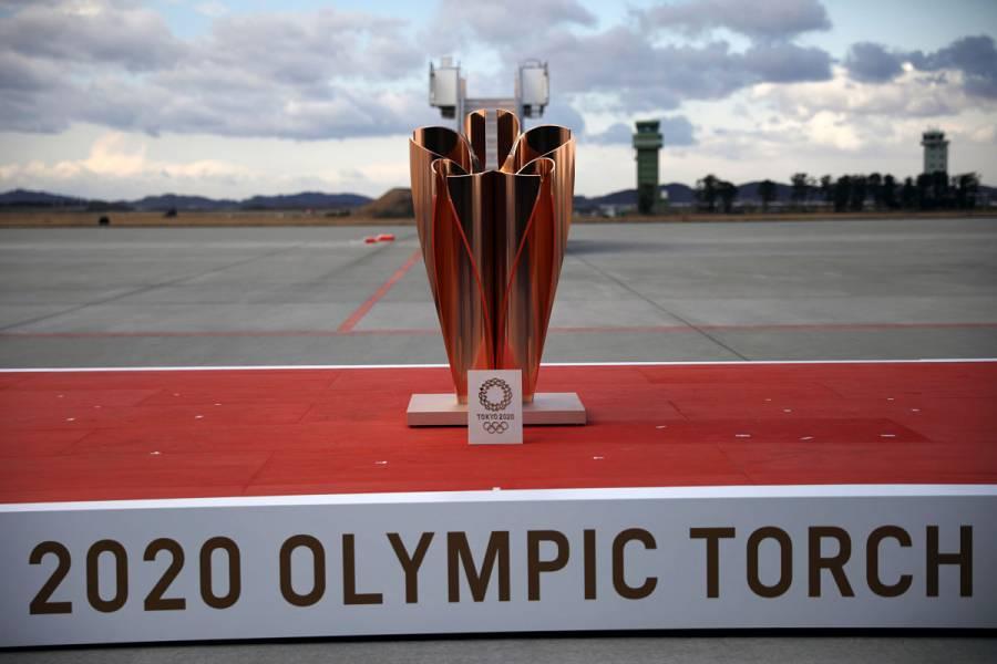 Cancelan exhibición de llama olímpica en Fukushima