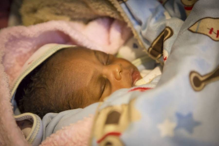 Bebé de ocho meses da positivo a Covid-19 en Chiapas