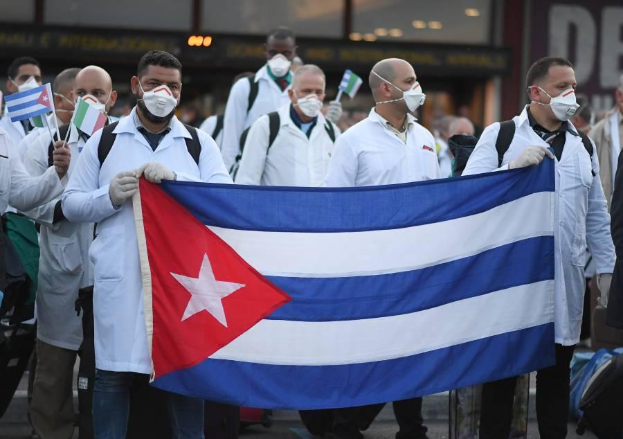 Cuba anuncia envío de personal médico a México
