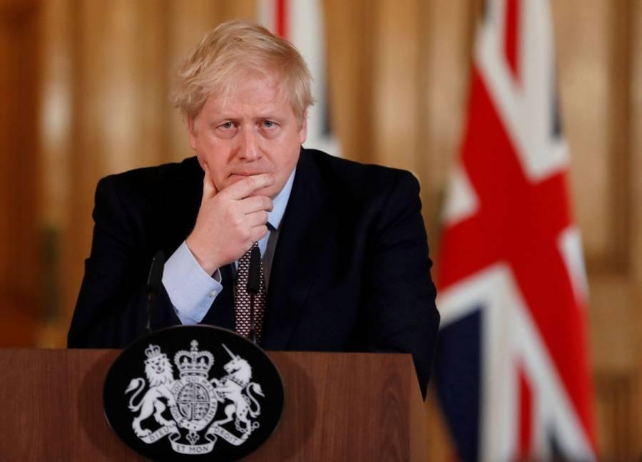 Boris Johnson permanece en cuidados intensivos tras empeorar condición