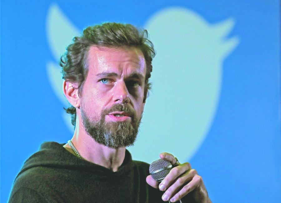 Y fundador de Twitter dona  1,000 mdd a lucha contra el Covid