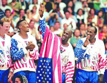 """FIBA abrió la puerta olímpica al """"Dream Team"""" hace 31 años"""
