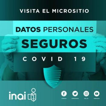 El INAI también cuida a pacientes con Covid-19