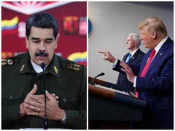 OEA respalda acciones de Trump en contra Maduro