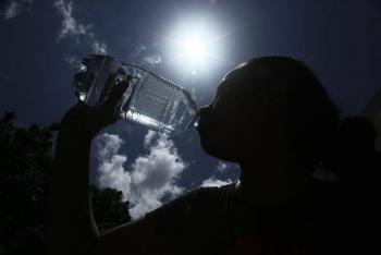 Prevén altas temperaturas en 22 entidades del país