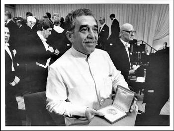 Universidad de Texas pone online el archivo personal de García Márquez