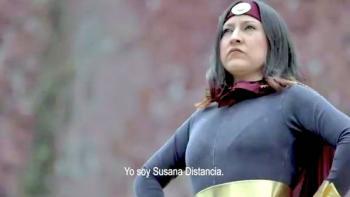 La Presidenta Municipal de Metepec lanza su vídeo de Susana Distancia