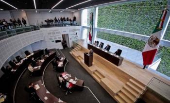 Congreso de Querétaro cierra puertas por Covid-19