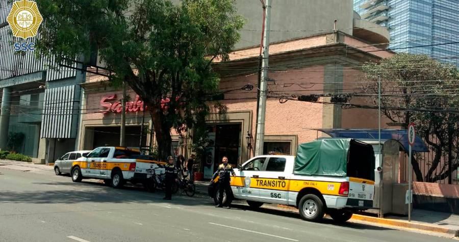 Ascienden a 116 los detenidos por intento de saqueos o robos en la capital