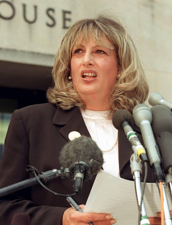 Fallece Linda Tripp, testigo clave en juicio político de Bill Clinton