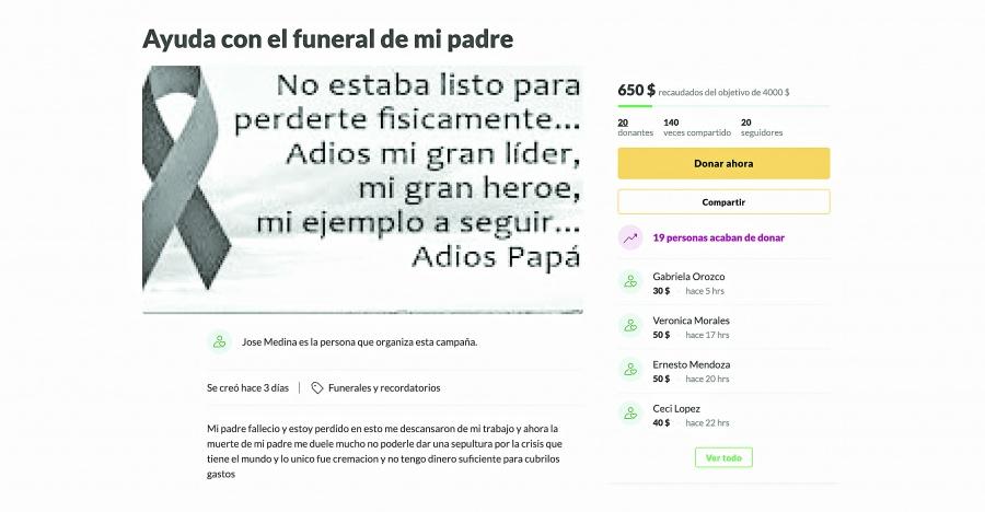 Mexicanos en NY organizan  colectas para funerales de paisanos
