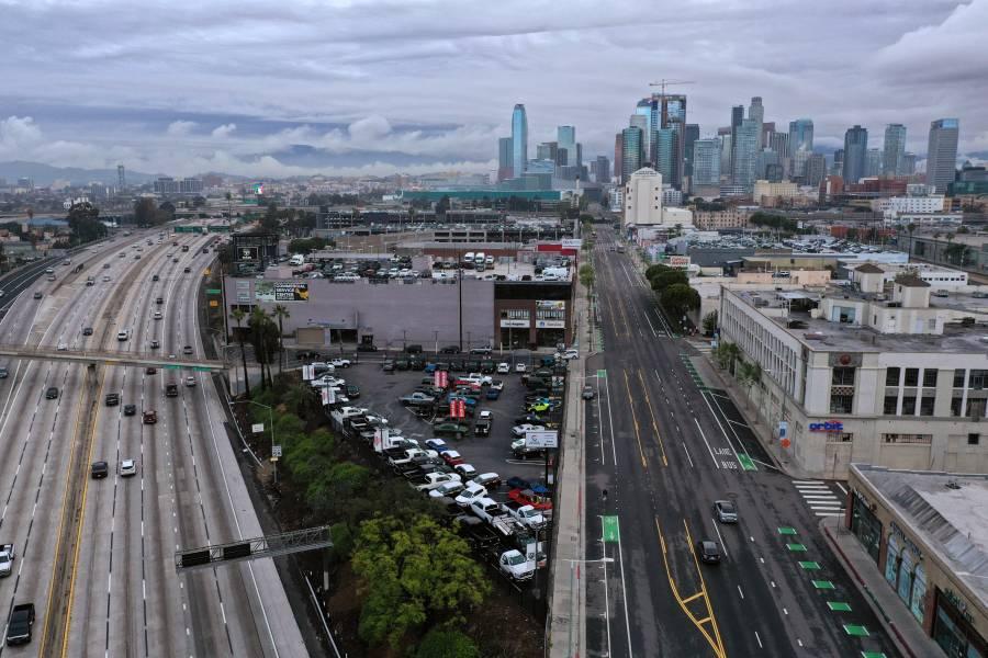 Abrirán hoteles en LA para proteger a gente en situación de calle por Covid-19