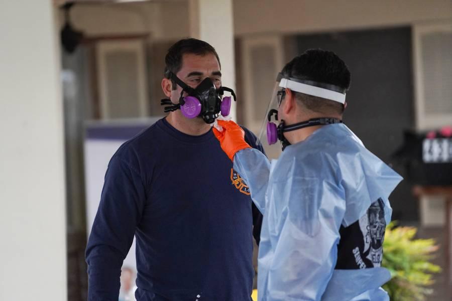 FBI captura a hombre en Texas que amenazó con propagar Covid-19