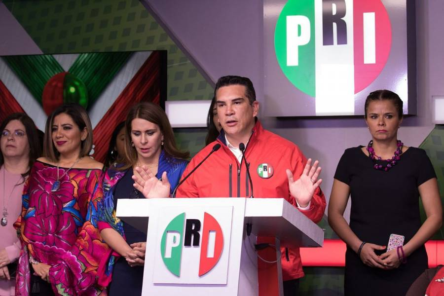 """PRI donará mitad de su presupuesto """"si no lo maneja el gobierno"""""""