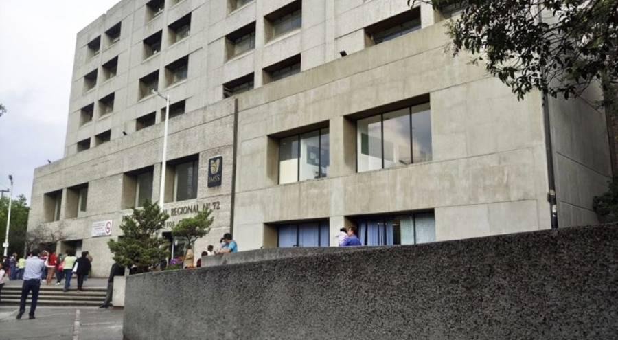 IMSS confirma 20 médicos infectados de Covid-19 en clínica de Tlalnepantla