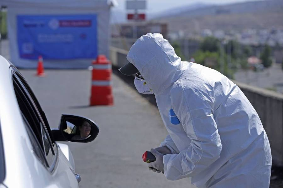 Suman cinco decesos por Covid-19 en Sonora