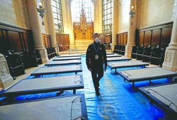 Más de 63 mil capitalinos  en focos de infección de EU