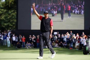 Demandan a Tiger Woods y a caddie por incidente en competencia