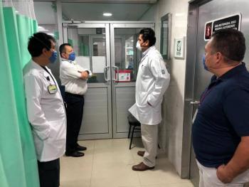 En Baja California Sur 42 trabajadores del IMSS dan positivo a Covid-19