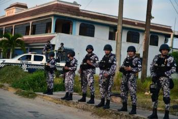 Podrían Guardia Nacional y Marina patrullar calles de la CDMX